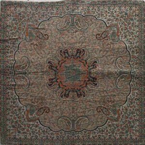 رومیزی ترمه سنتی یزد