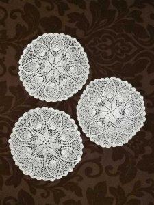 انواع رومیزی ابریشمی